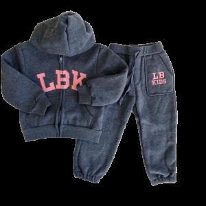 Buzos LBK 100% algodón para pequeños