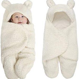 Saco de dormir de bebe con chiporro
